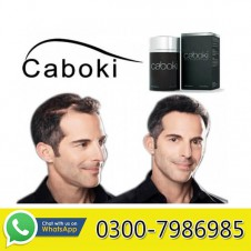 Caboki Hair Building Fibers in Pakistan
