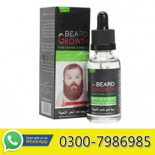 Beard Growth Oil in Pakistan