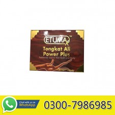 Tongkat Ali Power Plus in Pakistan