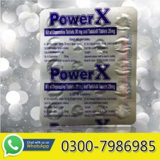 Power X Dapoxetine Tablets