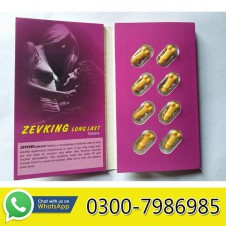 Zevking Tablets in Pakistan