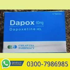 Dapoxetine Hydrochloride Tablets in Pakistan