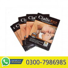 Cialis Black in Pakistan
