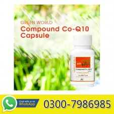 Compound Co Q10 Capsule in Pakistan