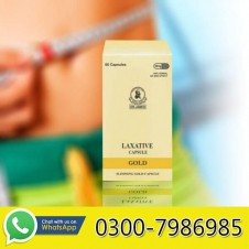 Slimming Gold Capsule In Pakistan