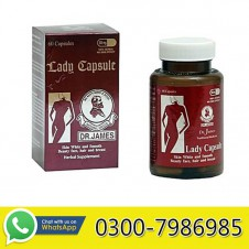 Dr. James Lady Capsules in Pakistan