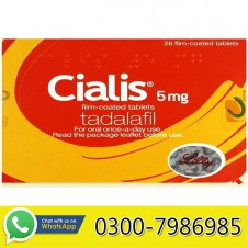 Cialis 5mg Price in Pakistan