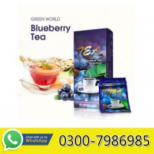 Blueberry Tea in Pakistan