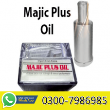 Magic Plus Oil in Pakistan